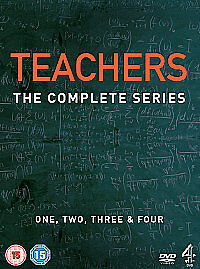 Teachers - Series 1-4 - Complete (DVD, 2...