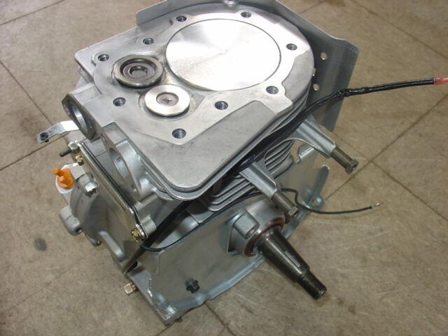 10 hp Tecumseh Engine Owners Manual