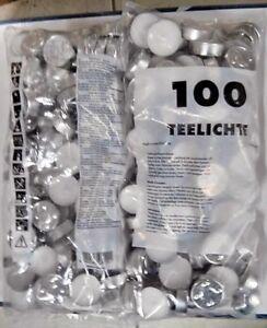 Teelichter-weiss-4-Std-Brenndauer-Kerzen-Licht-100-St-500-St-1000-St