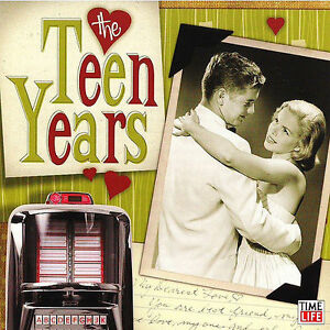 The  Teen Years by Various Artists (CD, ...