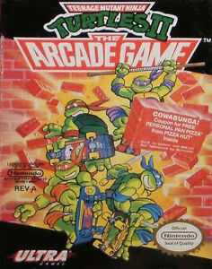 Teenage Mutant Ninja Turtles 2: The Acra...