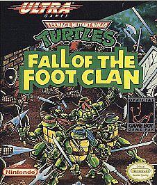 Teenage Mutant Ninja Turtles: Fall of th...