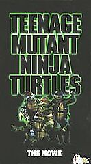 Teenage Mutant Ninja Turtles - The Movie...