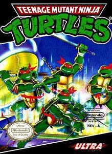 Teenage Mutant Ninja Turtles  (NES, 1989...