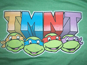 Tmnt cartoon faces