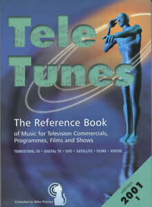 Tele-tunes-2001-The-Reference-Book-of-Music-for-Television-Commercials-Progr
