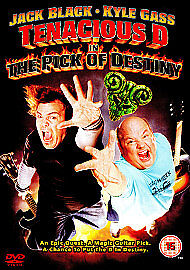 Tenacious D In The Pick Of Destiny (DVD,...