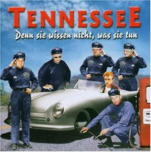 Tennessee - Denn sie wissen nicht, was sie tun Maxi-CD Easy Rider/Endlich frei - SH, Deutschland - Tennessee - Denn sie wissen nicht, was sie tun Maxi-CD Easy Rider/Endlich frei - SH, Deutschland