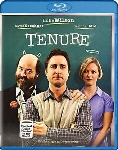 Tenure (Blu-ray Disc, 2010, Canadian)