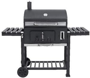 tepro 1123 grill holzkohlengrill grillwagen toronto xxl ebay. Black Bedroom Furniture Sets. Home Design Ideas