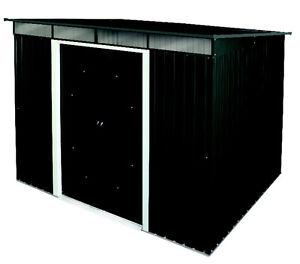 tepro 7238 metallger tehaus pent roof skylight 8x6 anthrazit. Black Bedroom Furniture Sets. Home Design Ideas
