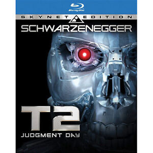 Terminator 2: Judgment Day (Blu-ray Disc...