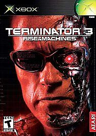 Terminator 3: Rise of the Machines  (Xbo...