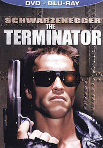 The Terminator (Blu-ray/DVD, 2010, 2-Dis...