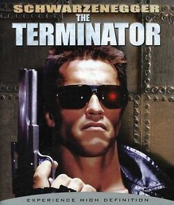 The Terminator (Blu-ray Disc, 2009, Lent...