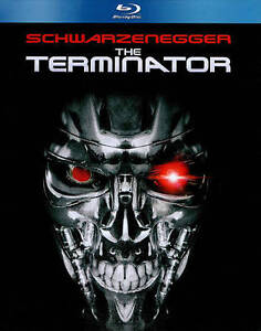 The Terminator (Blu-ray Disc, 2011, Limi...