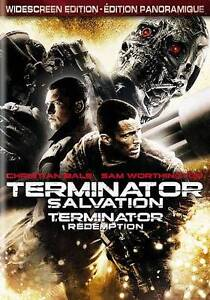 Terminator Salvation (DVD, 2009, Canadia...