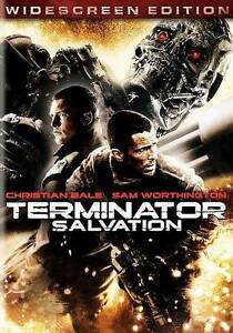 Terminator Salvation (DVD, 2009, WS)