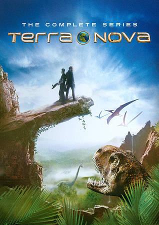 Terra Nova The Complete Series DVD, 2012, 4 Disc Set