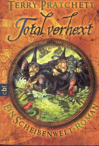 Terry-Pratchett-Total-verhext-Ein-Scheibenwelt-Roman-C-Bertelsmann-2006-EA
