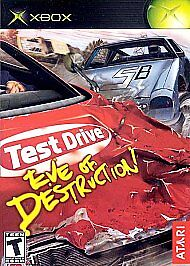 Test Drive: Eve of Destruction  (Xbox, 2...