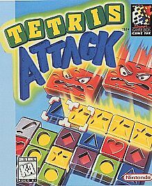 Tetris Attack  (Nintendo Game Boy, 1996)