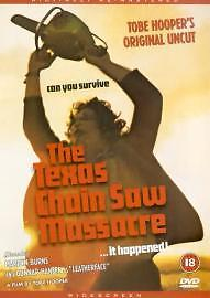 The Texas Chainsaw Massacre (DVD 2000)