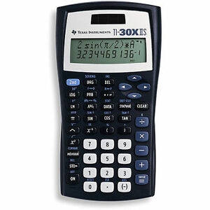 Texas Instruments TI-30XIIS Scientific C...