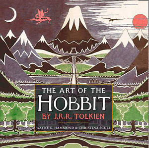 The-Art-of-the-Hobbit-Tolkien-J-R-R-Hardcover-New