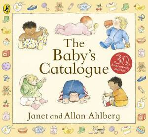 The-Babys-Catalogue-Ahlberg-Allan-Book