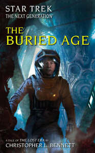The-Buried-Age-Star-Trek-The-Next-Generation-GOOD-Book