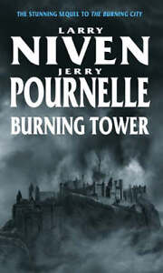 The-Burning-Tower-Larry-Niven-Jerry-Pournelle-Very-Good-condition-Book