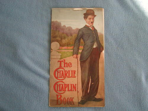 The Charlie Chaplin Book - 1916 - first edition in Books, Antiquarian & Collectible | eBay
