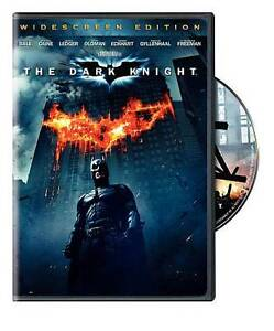 The Dark Knight - DVD - Widescreen - Christian Bale Heath Ledger Gary Oldman in DVDs & Movies, DVDs & Blu-ray Discs | eBay