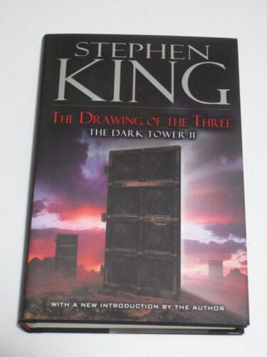 The Drawing Of The Three by Stephen King Hardcover Edition BRAND NEW in Books, Fiction & Literature | eBay