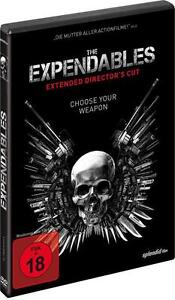 The Expendables - Extended Director`s Cu...