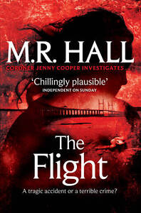 The-Flight-Coroner-Jenny-Cooper-Series-Hall-M-R-Paperback-New
