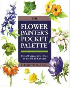 The-Flower-Painters-Pocket-Palette-Elisabeth-Harden-Acceptable-Book