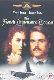 The-French-Lieutenants-Woman-DVD-2002-meryl-streep-UK-REGION-2-ISS-SEALED-NEW