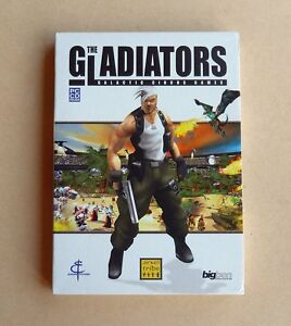 The Gladiators - Galactic Circus Games - <span itemprop='availableAtOrFrom'>Tübingen, Deutschland</span> - The Gladiators - Galactic Circus Games - Tübingen, Deutschland