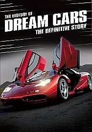 The-History-Of-Dream-Cars-New-DVD-2006-Futuristic-jet-powered-cars-Batmobile