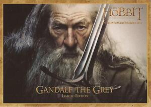 The-Hobbit-RARE-Dennys-Limited-Edition-Gandalf-the-Grey-Gold-Bordered-Card