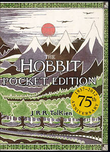 The-Hobbit-pocket-version-Tolkien-J-R-R-Hardcover-New