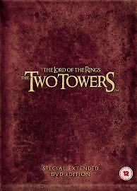 The-Lord-Of-The-Rings-The-Two-Towers-DVD-2005-4-Disc-Set-Special