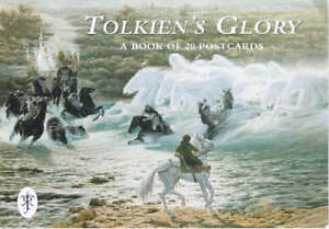 The-Lord-of-the-Rings-Postcard-Book-Postcard-Books-Tolkien-J-R-R-Good-Bo