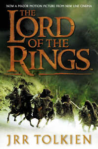 The-Lord-of-the-Rings-by-J-R-R-Tolkien-Paperback-2001-Book-Film-Movie-Good