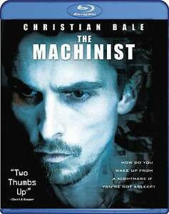 The Machinist (Blu-ray Disc, 2009, Special Edition) in DVDs & Movies, DVDs & Blu-ray Discs | eBay