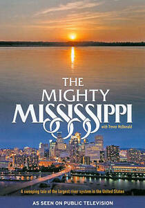 The Mighty Mississippi With Trevor McDonald (DVD, 2013) in DVDs & Movies, DVDs & Blu-ray Discs | eBay