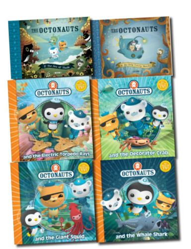 The-Octonauts-Collection-6-Books-Set-inc-whale-shark-giant-squid-and-more