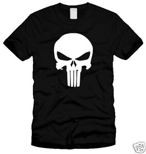 The-PUNISHER-Kult-T-Shirt-versch-Farben-Gr-S-XL